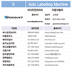 Auto Labelling Machine