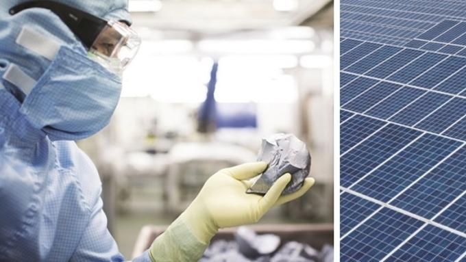 [상장마켓] 폴리실리콘에 희비 엇갈린 태양광 대표기업 '한화솔루션 OCI' 근황