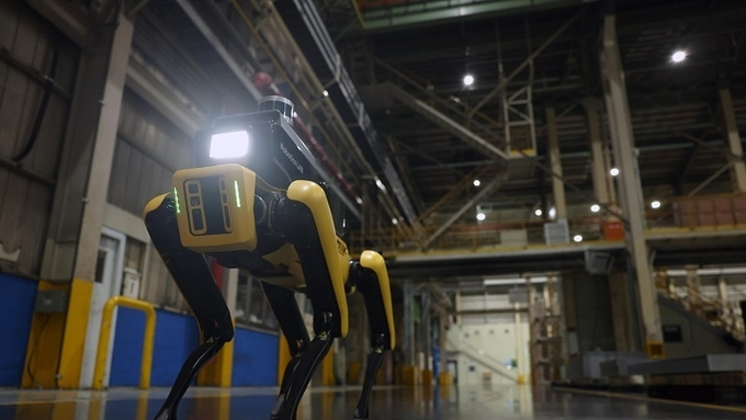 이제 로봇이 산업현장의 위험 감지하고 안전 책임진다